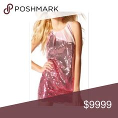 Just in! Open back ombré sequins glam dress Bebe sequin ombré Dressy dress. As worn by Miley Cyrus when she was performing as Hannah Montana. Very gently worn for 30-45 min's. Full open back. Top part of the back looks like a bow. Sz Small, may look good on an XS as well. Bundle for a fantastic discount. Also open to offers. bebe Dresses Backless