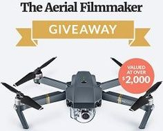 Win a DJI Mavic Pro Drone & Camera . Visit UsaFreebiesDaily for more Online Sweepstakes. #usafreebiesdaily # sweepstakes #djimavicpro #drone #giveaway
