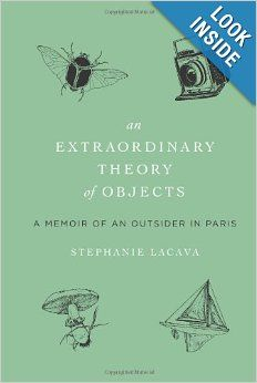 An Extraordinary Theory of Objects: A Memoir of an Outsider in Paris: Stephanie LaCava: 9780061963896: Amazon.com: Books