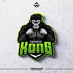 Youtube Logo, Game Logo, Animal Logo, Esports, Cool Logo, Logo Inspiration, Dan, Logos, Fictional Characters
