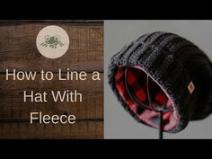Make Your Knit & Crochet Hats 10x Warmer By Doing This! – Crafty House
