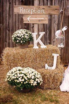 decor ideas for fall wedding 2