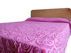 Amore Beaute Handmade Pretty Pink Queen Bedspread with Be... https://www.amazon.co.uk/dp/B00DOAOTY6/ref=cm_sw_r_pi_dp_NGwsxbQD8T793