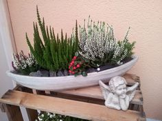 , Manching Christmas Holidays, Christmas Decorations, Nature Decor, Vignettes, Planting, House Plants, Advent, Centerpieces, Projects To Try