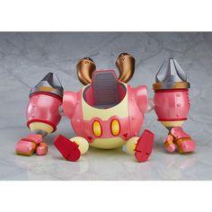 Kirby Planet Robobot Nendoroid More : Robobot Armor and Kirby  #kirbyplanetrobobot #kirby #nendoroid #actionfigure #gameactionfigures #hypetokyo