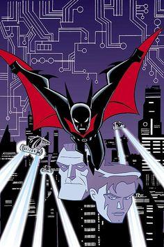 Bruce Timm Batman Beyond