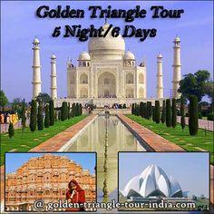 5 Nights 6 Days Golden Triangle Tour