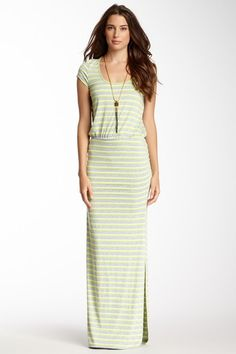 major love for this perfect stripe maxi.
