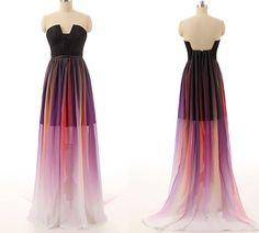 New Design Prom Dresses,Gradient Ombre Chiffon Prom Dresses,Modest Long Prom Dresses,Party Dress http://www.luulla.com/product/476379/hg384-new-prom-dresses-gradient-ombre-prom-dresses-chiffon-prom-dresses-long-prom-dresses-party-dress