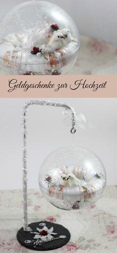 Geschenkidee Hochzeit - Geldgeschenke ansprechend verpacken - Taube zur Hochzeit   http://www.the-inspiring-life.com/2016/12/geschenkideen-zur-hochzeit.html