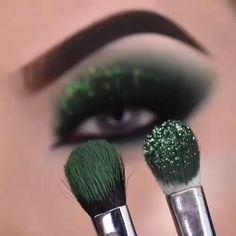 Smoke Eye Makeup, Makeup Eye Looks, Eye Makeup Steps, Beautiful Eye Makeup, Eye Makeup Art, Eyeshadow Makeup, Skin Makeup, Basic Eye Makeup, Sexy Eye Makeup