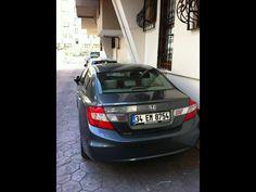 Honda Civic 2012 Model 2012 MODEL HONDA CİVİC 1.6 ELEGANCE SAHİBİNDEN ORJİNAL HATASIZ.
