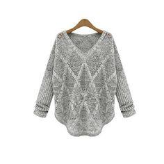 Sweet Baby Grey  - Knee Deep Denim Soft comfy knit sweater