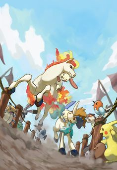 Ponyta & Plusle & Me & Pikachu & Keldeo & Eis & Fletchling & Bunnelby & Gu . Ghost Pokemon, Pokemon Ships, Pokemon Fan Art, All Pokemon, Pokemon Images, Pokemon Pictures, Pikachu, Cute Pokemon Wallpaper, Pokemon Eeveelutions