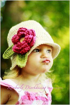 Cloche crochet