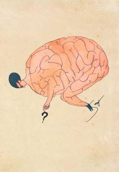 知識是為人類而存在的,越吸越肥的腦怪博士。