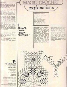 Magic crochet 1 - Edivana - Picasa Web Albums