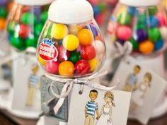 Hochzeits-Dekoration für Kinder