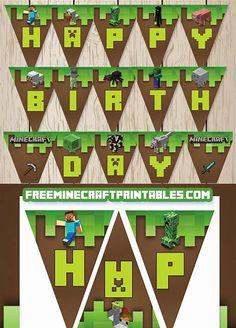 28 Best Ole images | Mine craft birthday, Minecraft ideas