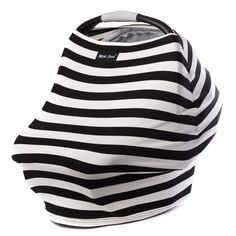 Milk Snob Cover B&W SIGNATURE STRIPES BACK-ORDER