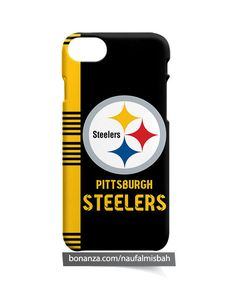 Pittsburgh Steelers Line 2 iPhone 5 5s 5c 6 6s 7 + Plus 8 Case Cover - Cases, Covers & Skins