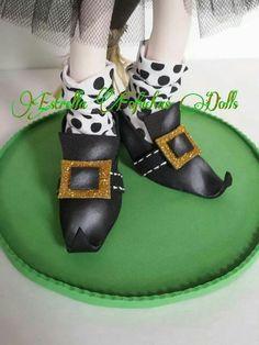 Zapatos bruja