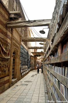 Coptic Cairo Alley - Things to do in Egypt: http://www.ytravelblog.com/cairo-egypt/