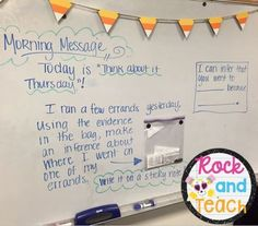 Thinking Deep with Inferencing - Love this inference activity - Deep Thinking Thursday. This post is a step-by-step guide for doing this with your students!  - repinned by @PediaStaff – Please Visit  ht.ly/63sNt for all our pediatric therapy pins