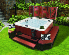 17 Best Ideas About Hot Tubs Landscaping On Pinterest | Hot Tubs .