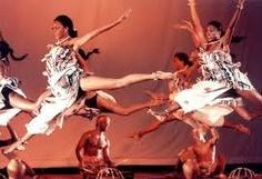 danças afro-brasileiras maculelê