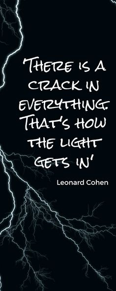 Let the light in!