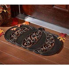 Pumpkin Doormat | Kirkland's
