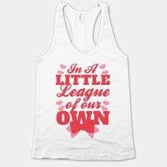 A League Of Our Own #sorority #sisters #cute #love #college #big #little #bows #league