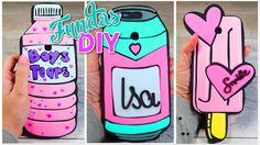 Fundas en forma de botella, de lata, de helado... ¡No sabrás con cuál quedarte!