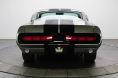 1967 Ford Mustang Eleanor GT Frame Off Built Mustang GT Eleanor 428 Cobra Jet C6 - See more at: http://www.rkmotorscharlotte.com/sales/inventory/new_arrival#!/1967-Ford-Mustang-Eleanor-GT/132879/160439