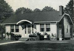1926 Standard House Plans: The Fairmont