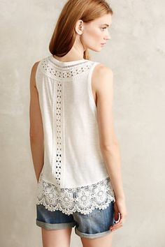 Ladder Lace Tank, How would you style this? http://keep.com/ladder-lace-tank-by-ginakeelee/k/zz58-ZABJe/