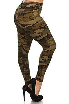 b69f57581 Guerrerolist PLUS SIZE Floral Animal Tribal Leggings Shop 45 Styles Risky  Business Camouflage One Size Plus -- More info could be found at the image  url.