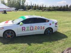 Vehicle float RIO 2016