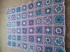 Ravelry: Project Gallery for Kaleidoscope pattern by Margaret Hubert