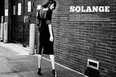 Urban Nomad Shoots - The Fashion Gone Rogue Solange Wilvert Pictorial is City Chic (GALLERY)
