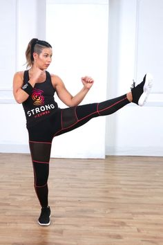 Take your love of moving to the beat into your strength-training workouts with STRONG by Zumba. This is a total-body cardio class that is not dancing! Pilates Training, Strength Training Workouts, Zumba Workout Videos, Circuit Workouts, Body Workouts, Zumba Strong, Benefits Of Cardio, 20 Minute Workout, Fitness Inspiration