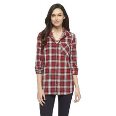 Three Ways to Wear a Plaid Shirt