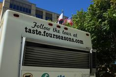 Follow the Taste Truck as it winds down the coast from Palo Alto and San Francisco to Southern California and onward eastbound to Arizona and New Mexico!