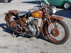 My dad had this Motosacoche