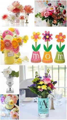 DIY Ideas: Top 10 Mother's Day Flower Ideas