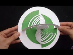 06 How To Make An Amazing Pop Up Card Tutorial - Paper Cutting Art