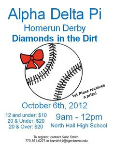 cute event! Philanthropy maybe?