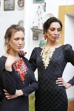 Pendientes y collares de flores preservadas. Instagram, Blouse, Long Sleeve, Sleeves, Tops, Women, Fashion, Orange Blossom, Flamingo