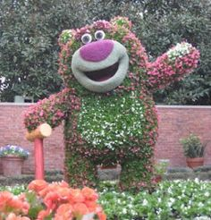 Epcot's®International Flower & Garden Festival